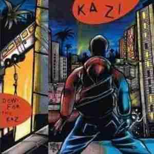 Down 4 The Kaz (EP) BY Kazi & Madlib